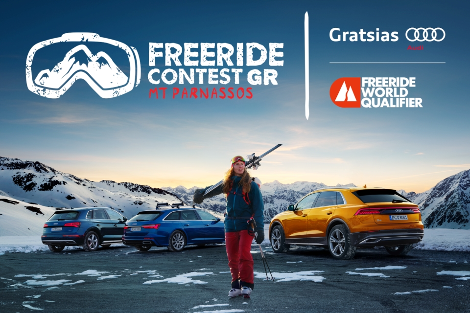 Freeride Contest Gr powered by Audi Gratsias