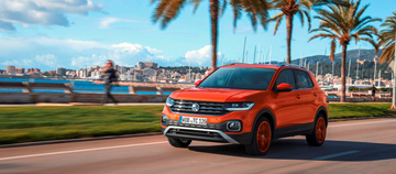 To Volkswagen T-Cross